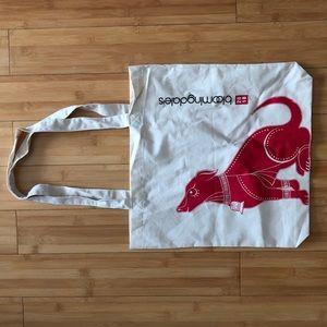 Bloomingdale's Canvas Tote Bag